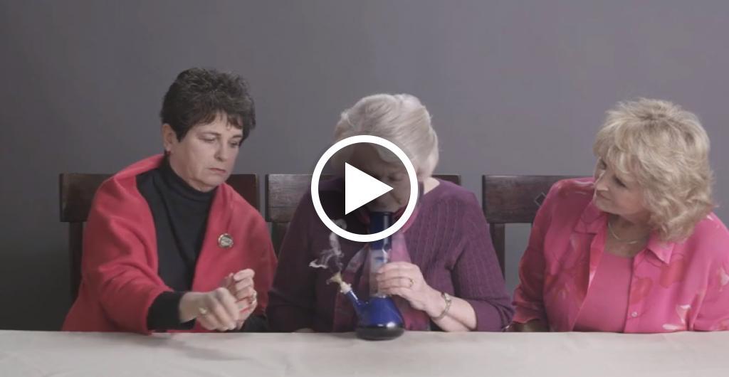 Tre nonne fumano marijuana (legalmente) per la prima volta. La loro reazione non ha prezzo