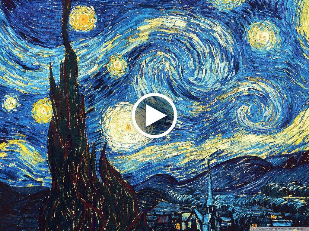 la matematica di van gogh la notte stellata rivela un