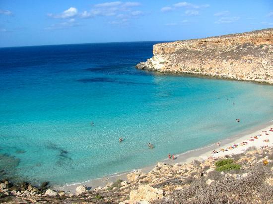 Le dieci spiagge pi belle d italia secondo tripadvisor for Soggiorno a lampedusa