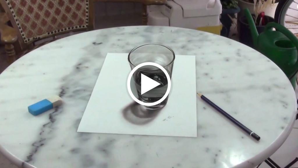 Come fare Disegni in 3D - Bimbi Creativi