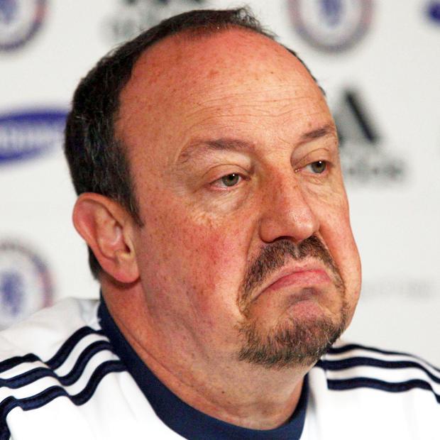 Benitez non ci puo stare il calcio un cartone for Intervista benitez