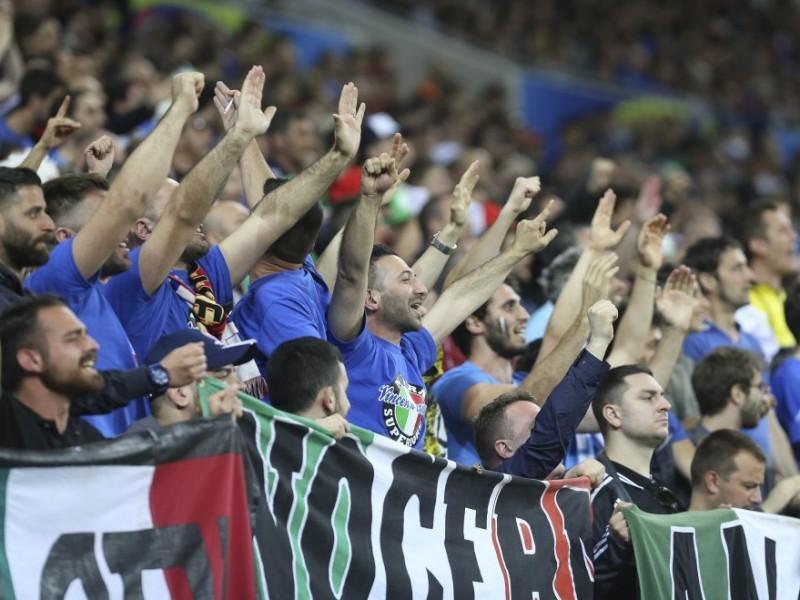 W l italiana il calcio è un cartone animato per adulti
