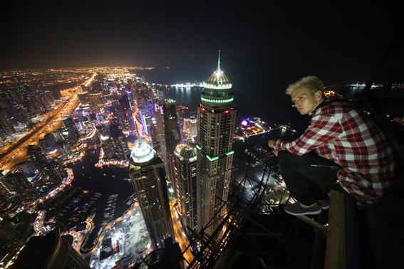Marina 101 Tower, Dubai, 2015-12-02