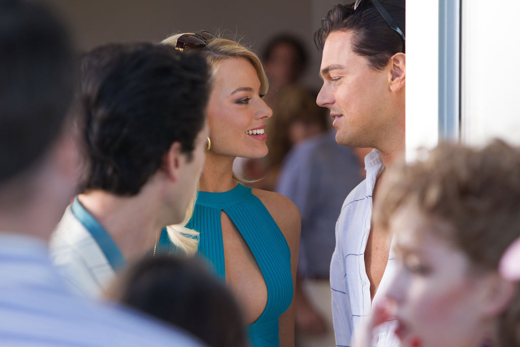 Foto The Wolf Of Wall Street