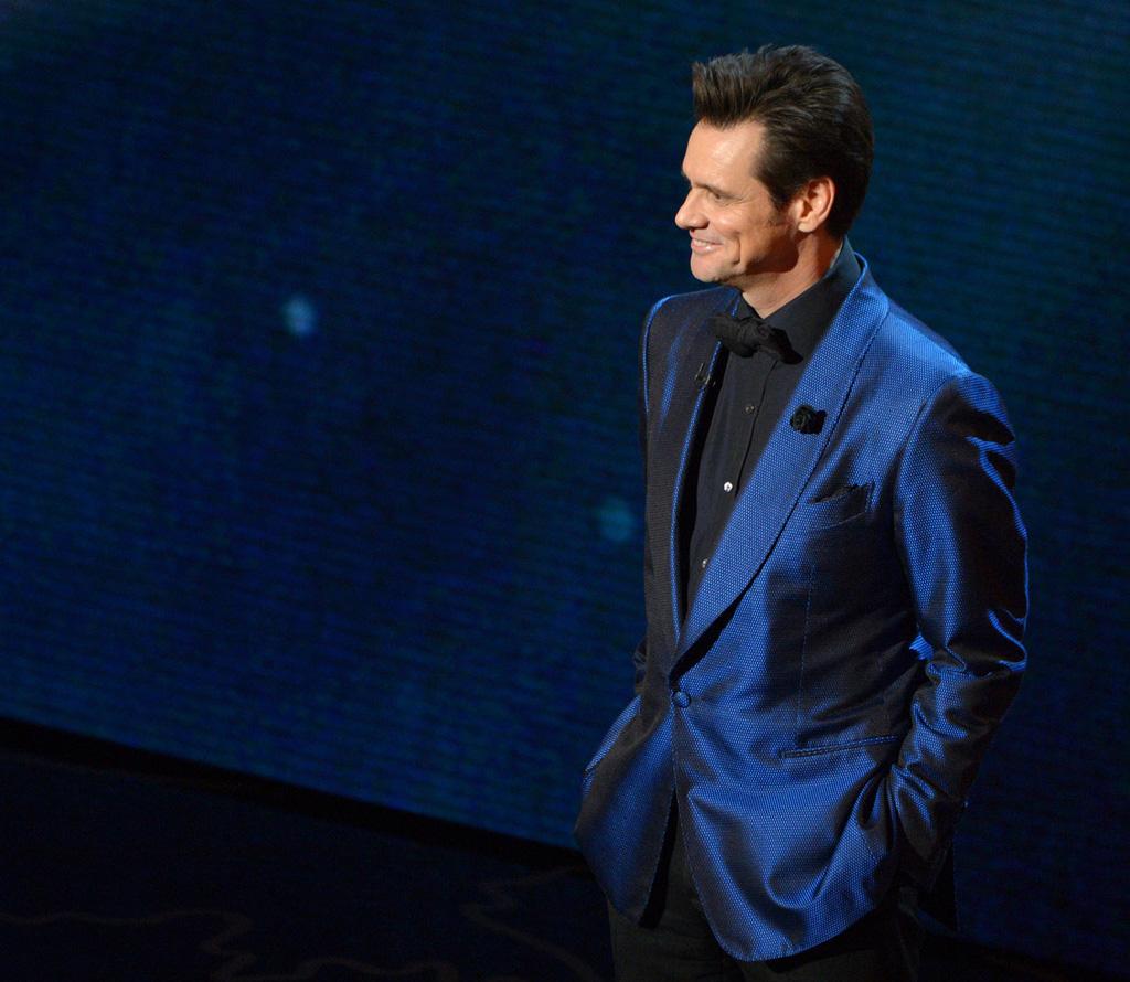 Jim Carrey – Muratore