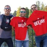Deejay Ten è social: le emozioni della festa di Milano