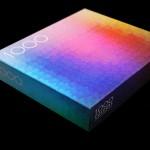 Il puzzle da mille pezzi colorati