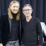 Albertino incontra David Guetta