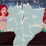 Le principesse Disney se avessero dei veri capelli