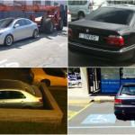 Parcheggi: belli contro brutti
