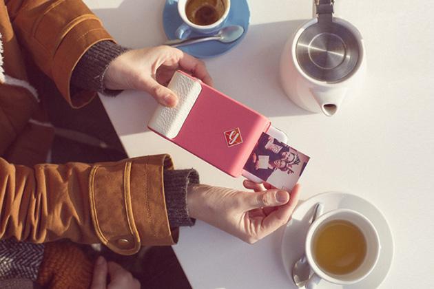 custodia polaroid iphone