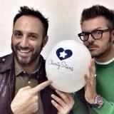 A cena con Andrea e Michele: CharityStars sostiene l'oncologia pediatrica