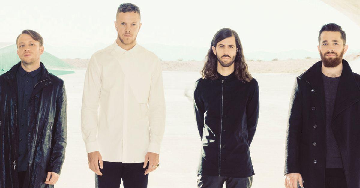 """Imagine Dragons, l'intervista esclusiva sul nuovo album """"SMOKE + MIRRORS"""""""