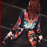 Annalisa, spacchi e trasparenze per la finalissima di Sanremo