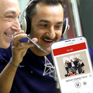 E' nata la nuova app di Radio Deejay