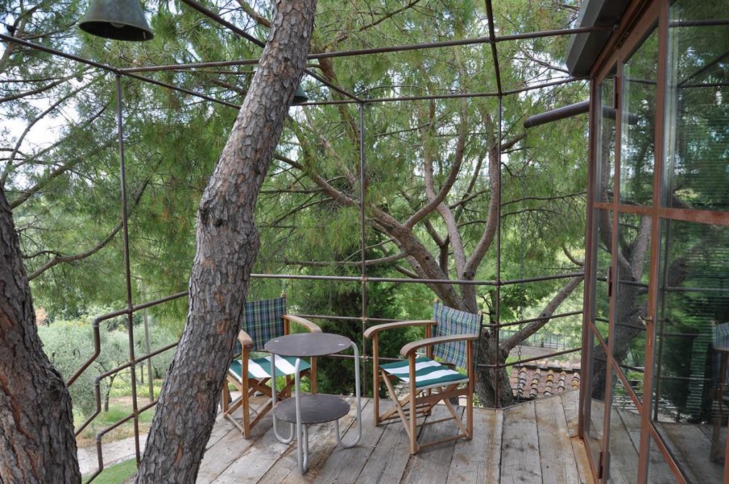 Foto case sull 39 albero radio deejay for Casa sull albero firenze