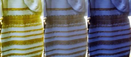 Vestito blu o nero