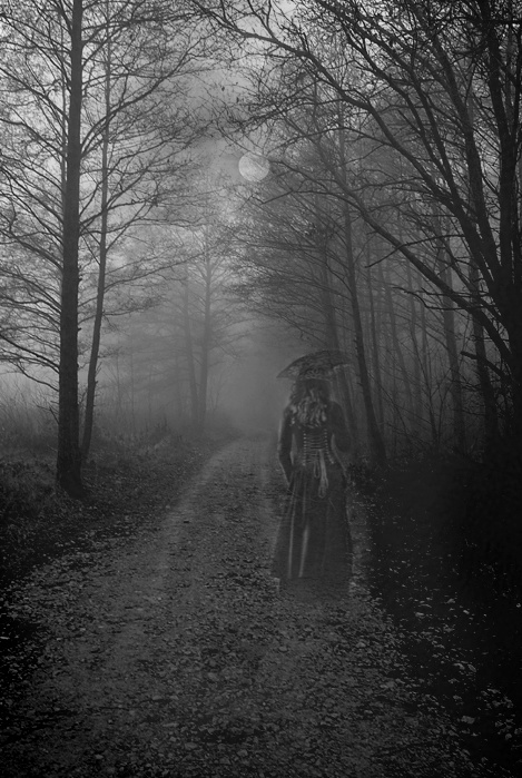 ghost nera
