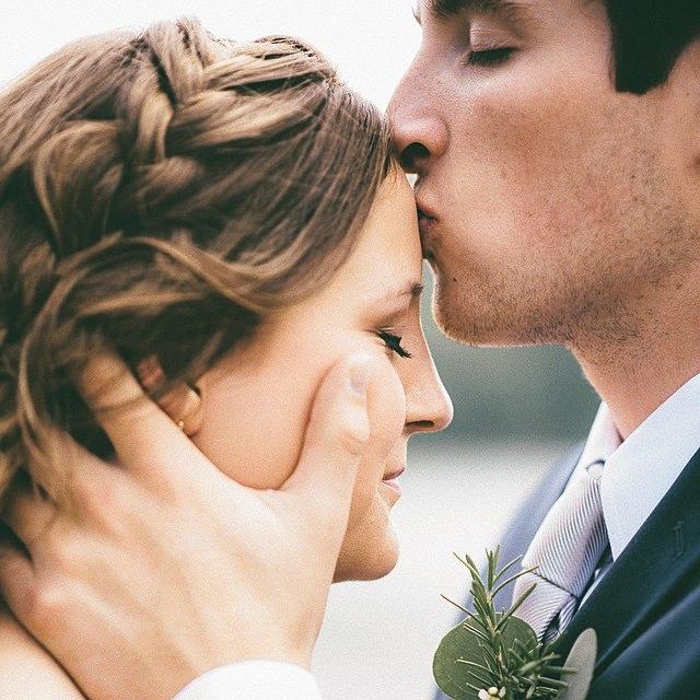 bacio-fronte