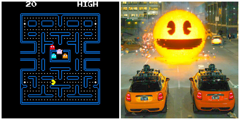 Pac-Man, Tetris e gli ...