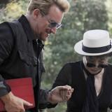 Ellis Island, Bono Vox e Yoko Ono mano nella mano per celebrare John Lennon