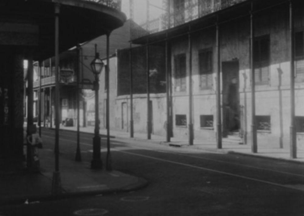 L'uomo con l'ascia di New Orleans