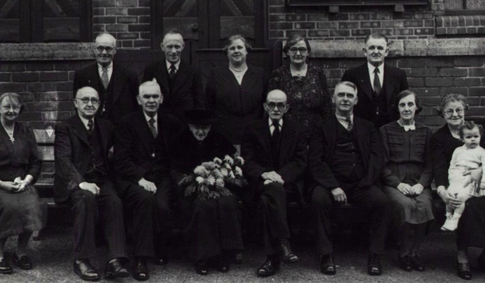 il ritratto della famiglia Stevenson