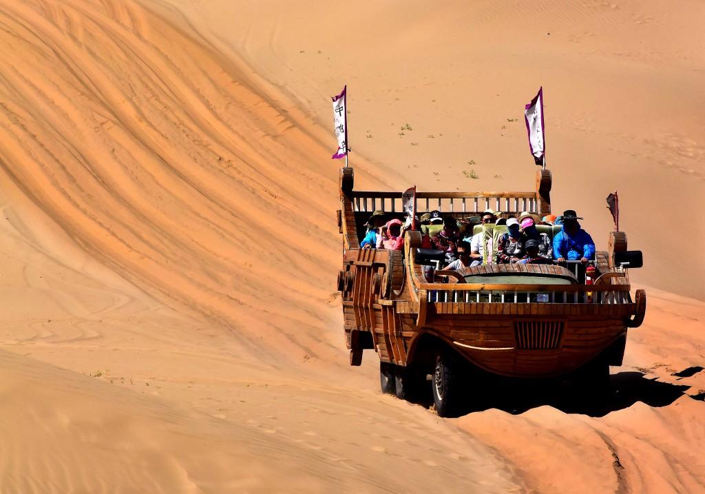 Foto Mongolia Turismo Nel Deserto Del Gobi Radio Deejay