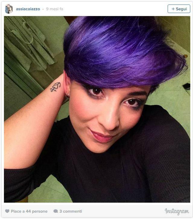 10 idee colorate per i vostri capelli (se non volete darci un taglio ... ce0159d6bf31
