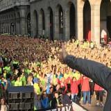 """#DeejayTen al via, il Trio fa cantare i 25.000: """"Aldo Rock sindaco"""""""