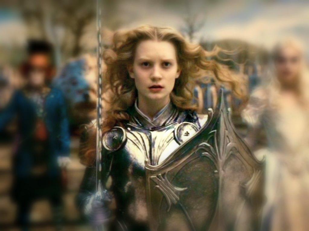 Aspettando alice attraverso lo specchio ecco il trailer - Film alice attraverso lo specchio ...