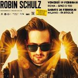 Robin Schulz a Milano e Roma per due show da non perdere!