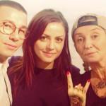 Annalisa, Justin Bieber e un Babbo Natale molto meridionale