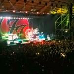 Foo Fighters: lo spettacolare concerto di Cesena. Il sogno dei #Rockin1000 è finalmente realtà. Guarda i video