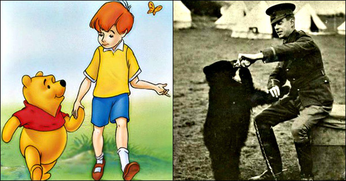 Alle origini di winnie the pooh ecco la storia vera che for Winnie pooh ka che