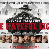 """The Hateful Eight"", il nuovo film di Tarantino al cinema"