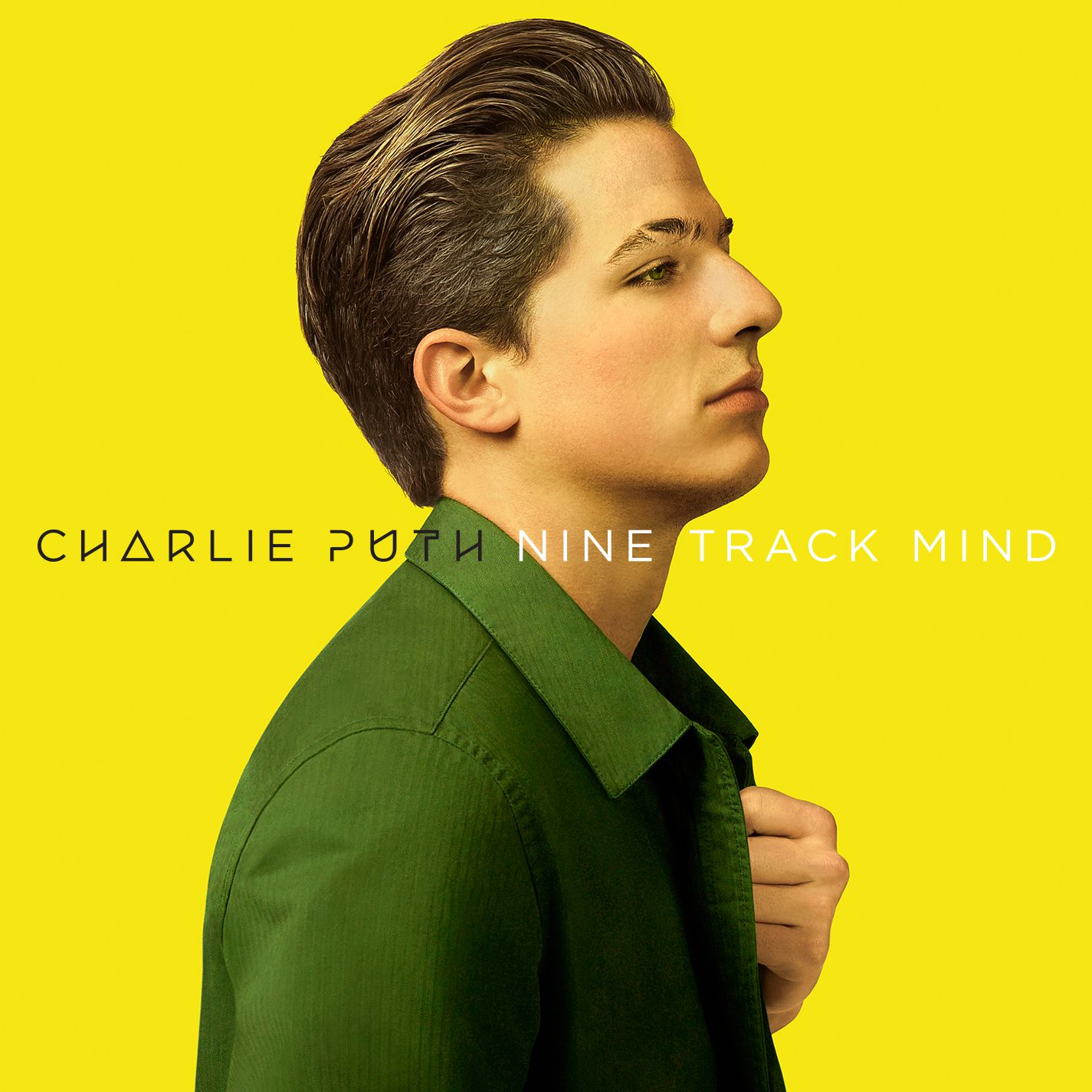 Charlie Puth - Nine Track Mind - Album Artwork