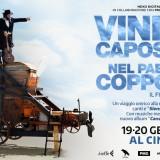 Vinicio Capossela nel paese dei Coppoloni, al cinema il 19 e 20 gennaio