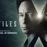 X-FILES: gli agenti Mulder e Scully stanno tornando…