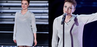 """#Sanremo2016, Arisa vince il premio come """"peggior vestita""""?"""