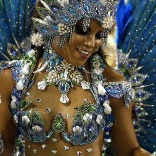 Carnevale di Rio, ecco la sfilata più famosa al mondo