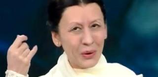 Sanremo: irresistibile Virginia Raffaele nei panni di Carla Fracci