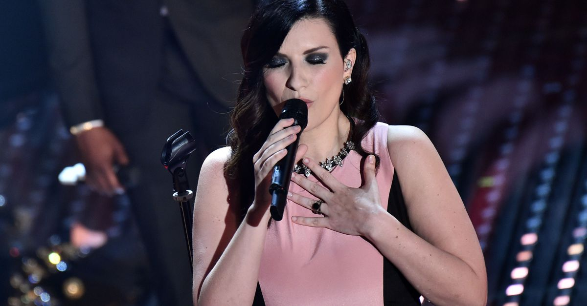 """""""È stato così bello"""": Laura Pausini incanta Sanremo"""