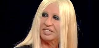 La graffiante Donatella Versace di Virginia Raffaele