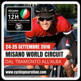12H Cycling Marathon, parte la seconda tappa