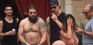 Castrogiovanni alla festa di Ibrahimovic: il rugbista viene sospeso dal suo club