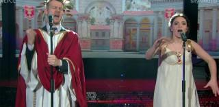 #EPPC: Cattelan e Francesca Michielin duettano cantando in latino