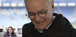 L'emozione di Ranieri: la città di Leicester lo ringrazia con un video messaggio