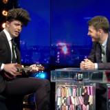 #EPCC. Stash e il suo ciuffo cantano 'Brain damage' dei Pink Floyd imitando Elvis