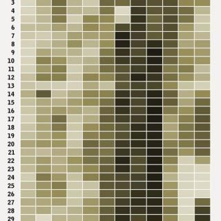 Quanto è comune la tua data di nascita? Scoprilo con questa tabella